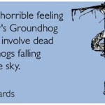 Groundhog Missed Connections