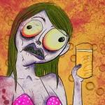 zombie twitpic