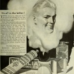 It's All in the Lather (The Saturday Evening Post) by Internet Archive Book Images