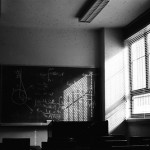 Empty Classroom by The Trident