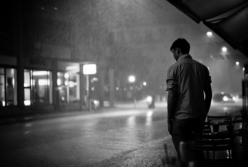 Summer Rain by Tobi Gaulke