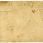 Old Postcard Challenge by Renee