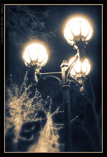 Lamps by Anton Bogomolov