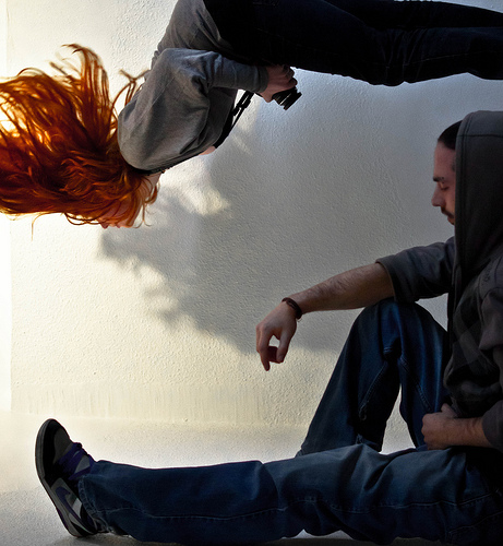 Gravity?! by Ben Raynal