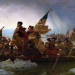 Emmanuel Gottlieb Leutze, Washington Crossing the Delaware, 1851, oil on canvas. VIA THE METROPOLITAN MUSEUM OF ART/LICENSED UNDER CC0 1.0