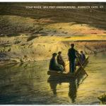 Echo River postcard