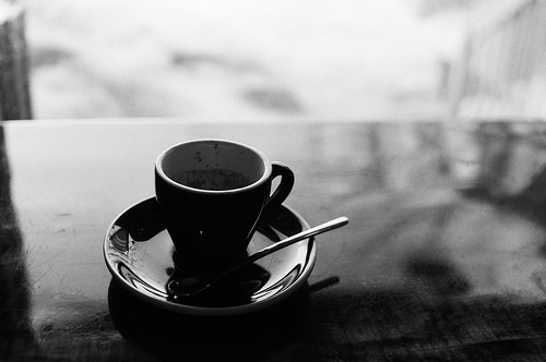 Perfect Empty Cup by George Bremer