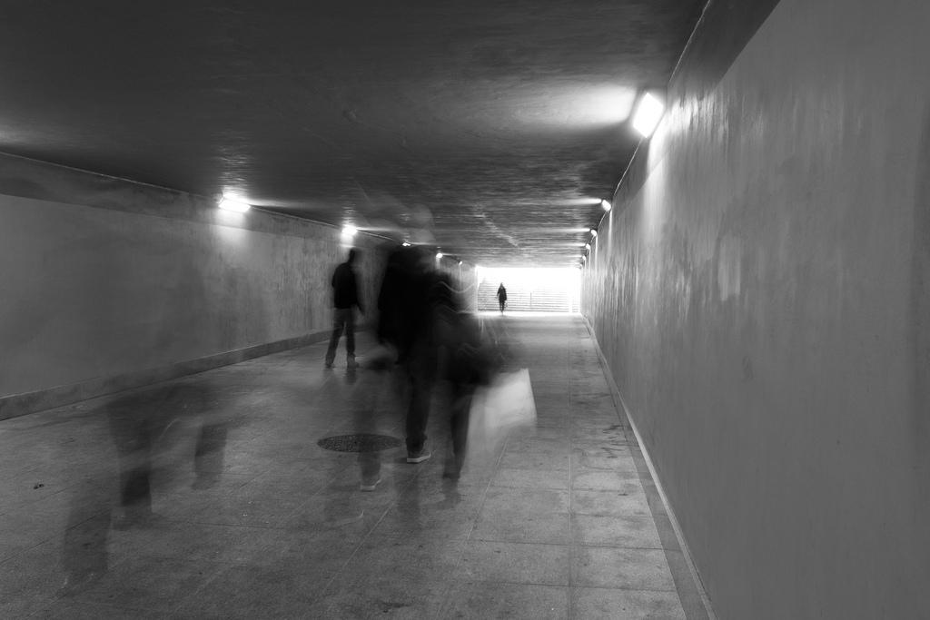ghosts by damian siwiaszczyk